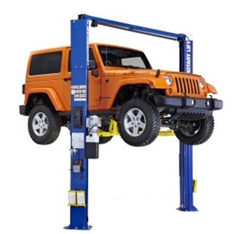 Car Lift Types by Types Of Auto Lifts Automotive Lift Types Automotive