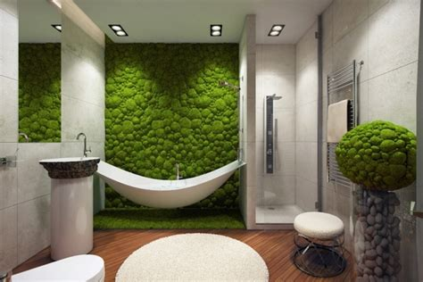 Vertical Garden Interior Interior Vertical Gardens For A Modern Bathroom Livinator