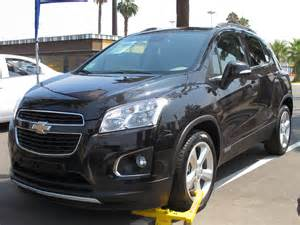 Chevrolet Tracker 2015 Chevy Tracker 2015 2017 2018 Best Cars Reviews