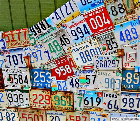 Records License Plates Us Dmv Records Vin Records License Plate Records Autos Post