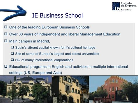 Ie Global Mba Tuition by Master In Digital Advertising Communication Ie Business