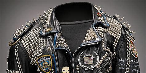 Harga Jaket Versace pameran jaket kulit quot bikers quot di museum harley davidson