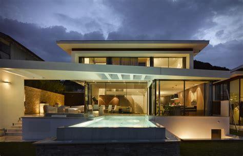 Villa Schweiz by Azimut Pool Villen Schweizer Baudokumentation