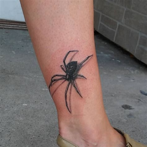 small spider tattoos 40 3d designs ideas design trends premium psd