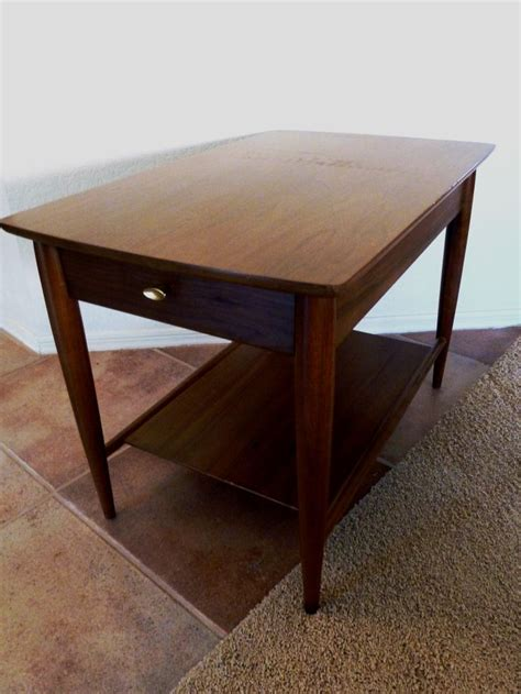 Mersman Table by Mersman End Table Ernie S Mid Century Finds