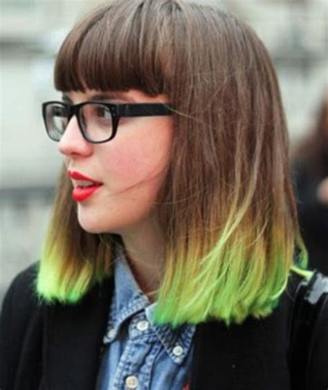 Two Tone Hairstyles by Best Two Tone Hairstyles For