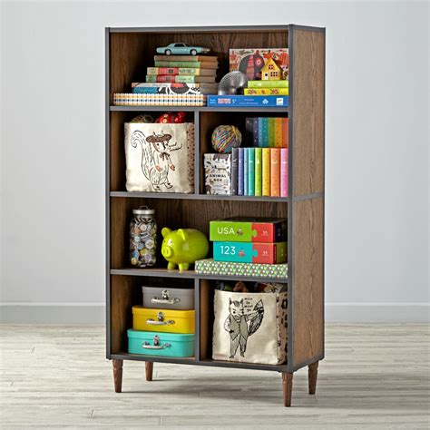 Kids Bookcases Kids Bookcases Amp Bookshelves The Land Of Nod