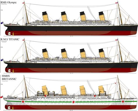 titanic layout pictures to pin on pinterest pinsdaddy rms olympic class liners ocean liner pinterest