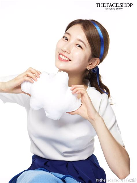 model for petitzel daily k pop news latest k pop news suzy models for the face shop cf daily k pop news