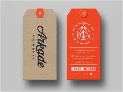 fashion design label name ideas arkade hang tags by david guti 233 rrez dribbble