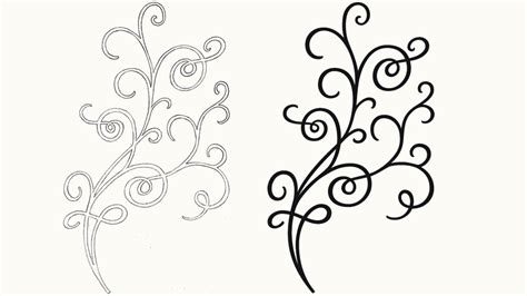 Drawing Vines by Vine Drawing Ideas Drawing Ideas Drawing Pictures