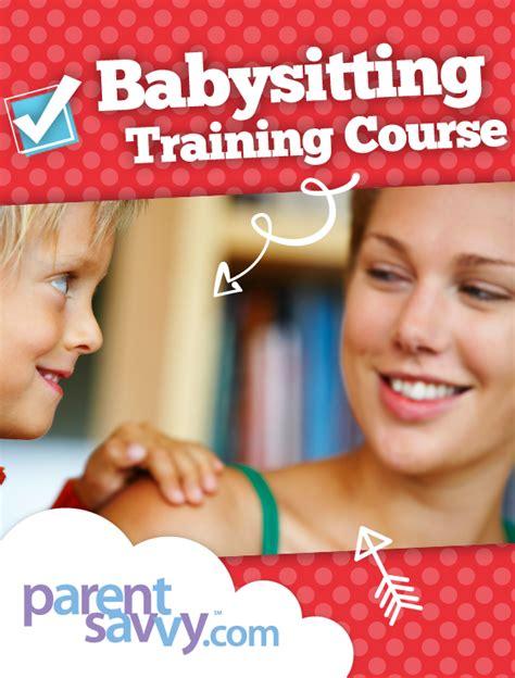 babysitting course parentsavvy