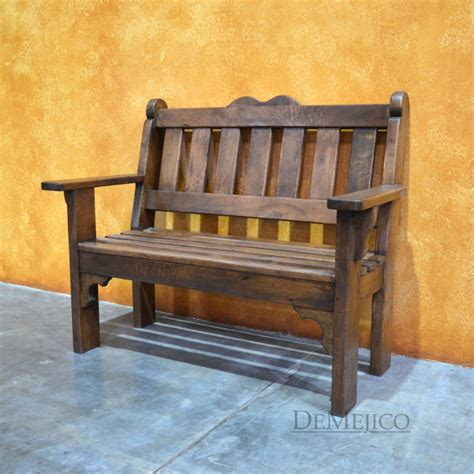 park style benches banco del parque spanish wooden bench park style bench
