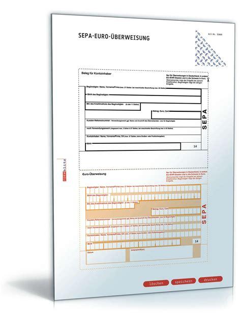 Muster Rechnung Sepa buchungsbelege vorlagen 187 dokumente vorlagen
