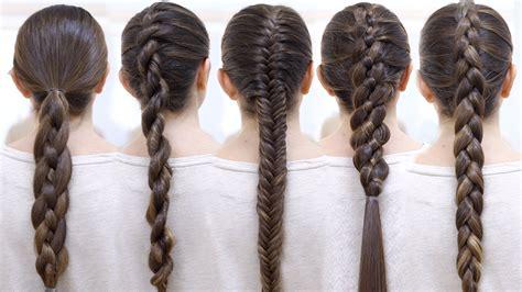 hairstyles with braids patry jordan c 211 mo hacer las mejores trenzas paso a paso braid