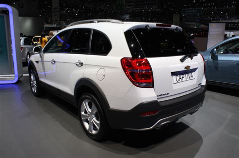 2014 chevrolet captiva specs 2014 chevrolet captiva pictures information and specs