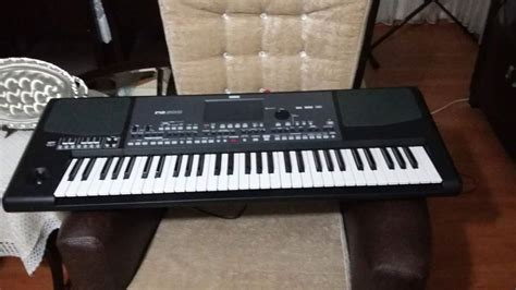 Keyboard Korg Pa600 Qt korg pa600qt image 1507517 audiofanzine