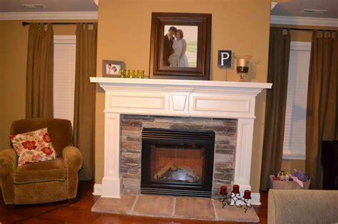 Christmas fireplaces, paint fireplace mantel ideas color
