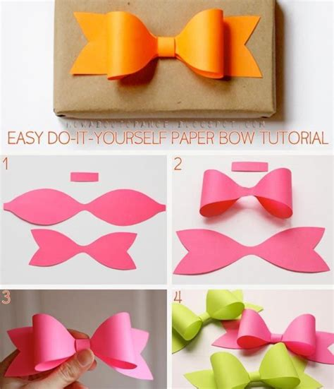 Easy And Craft With Paper - crafts diy 2ndfx2zd projects to try
