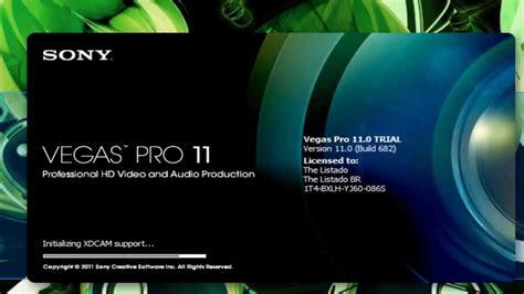 Tutorial De Vegas Pro 11 0 | tutorial como crackear o sony vegas pro 11 0 sem v 237 rus