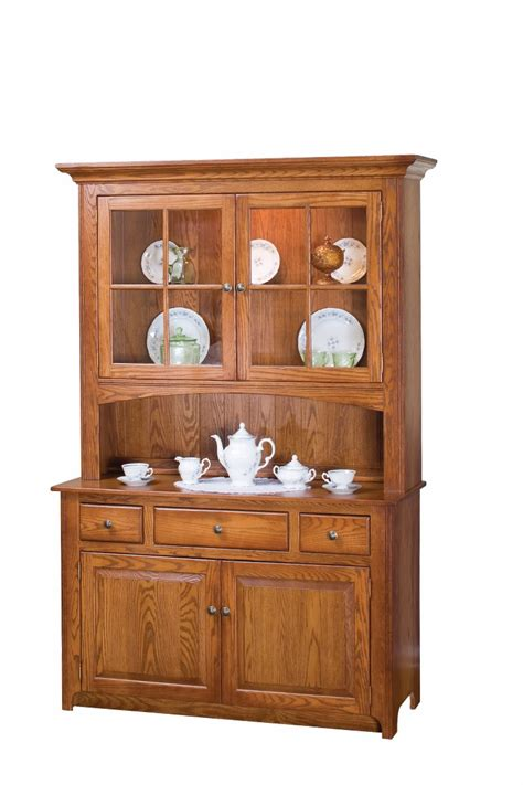 white china cabinet with glass doors oak dining room sets with hutch solid oak dining table