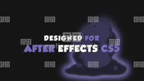 smoke after effects template smoke after effects templates 10284499