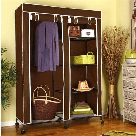 armoire penderie et etagere armoire de rangement avec penderie 5 233 tag 232 res chocolat