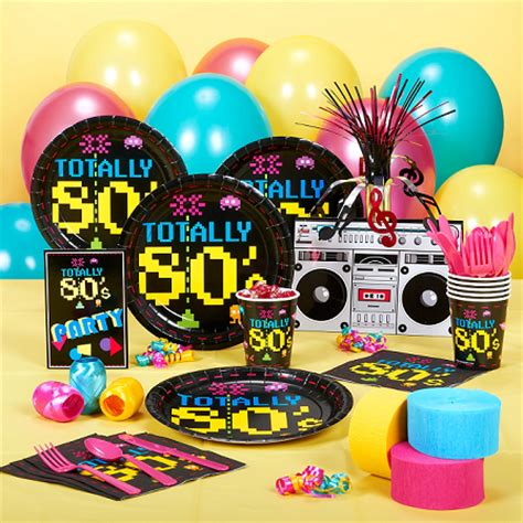 80s Supplies by Pac Supplies