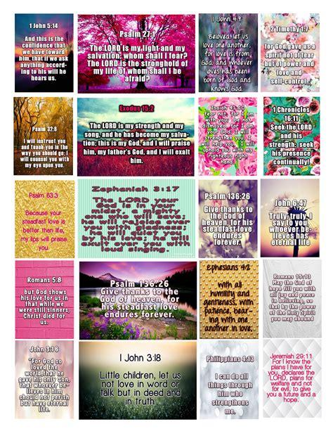 printable bible stickers full faith bible verses free christian sticker