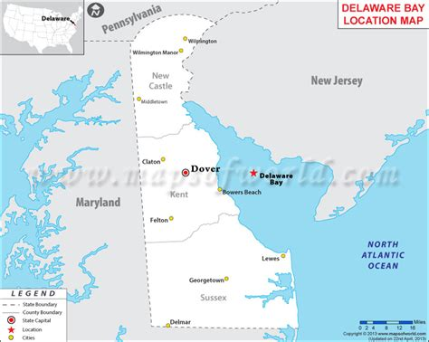 delaware on usa map where is delaware bay delaware