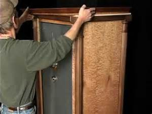 Tv Cabinet Armoire Furniture Custom Safes Armoire Style Furniture Safes Youtube