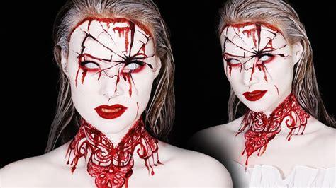 bloody day bloody makeup tutorial 2016