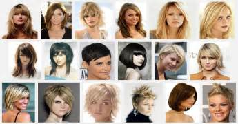 hairstyles type the different types of female haircuts popular in 2015