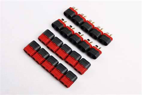 New T Connector Dean Style 1 Pairs sheathed t connector 10 pairs