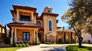 Ranch House Plans With Open Concept spanish style exterior house colors spanish hacienda style