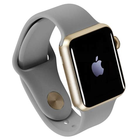 Apple Sport 38mm Gold apple 1 38mm gold alu with concrete sport band