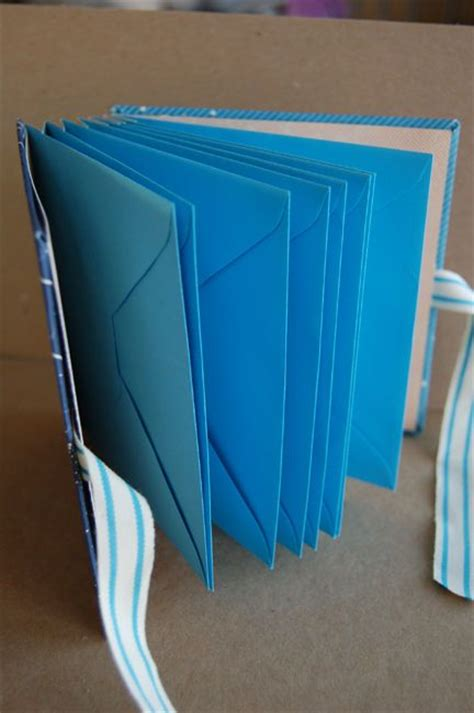 Gift Letter Binding 25 Best Ideas About Envelope Book On Diy Books And Album Diy Envelope And Mini