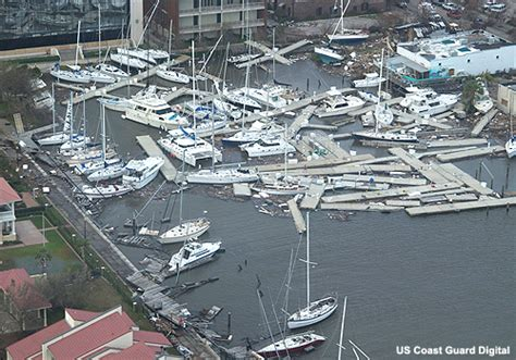 catamarans for sale after hurricane hurricane preparation for boaters boats