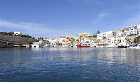 port ciutadella hotel menorca ciutadella cap d artrutx walking in menorca