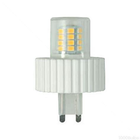 maxlite led shop light 5w led g9 base 2700k maxlite 74011