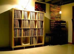 Cd Bookcase Furniture Meuble Vinyle 35 Id 233 Es Design Et Pratiques Pour Votre