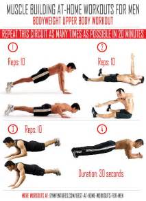 workout plans for to build at home at home workouts for men bodyweight upper body workout awesome at home workouts pinterest
