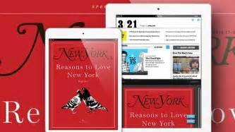 ipad app news telegraph weekly launches ipad edition t3 new york magazine launches enhanced ipad app adweek