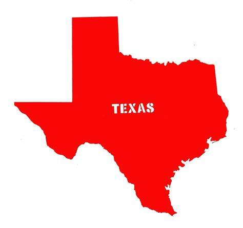 texas map shape texas die cut texas paper shape calsidyrose flickr