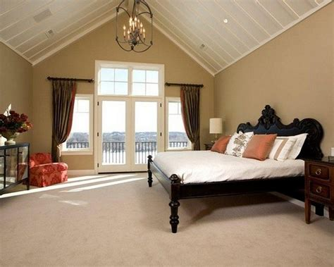 vaulted ceiling bedroom ideas vaulted ceiling lighting ideas to beautify you home design
