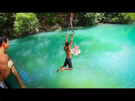 extreme rope swing extreme rope swing bridge jumping in british columbia d