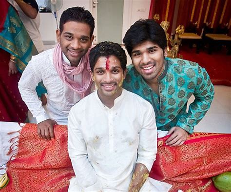 All Marriage Photos by Allu Arjun Family Photos Stylish Sneha Reddy
