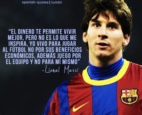 lionel messi biography in spanish lionel messi quotes quotesgram