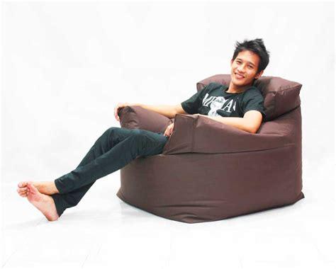 Scallop Beanbag Kursi Santai Waterproof jual my sofa waterproof bean bags chair kursi pantai
