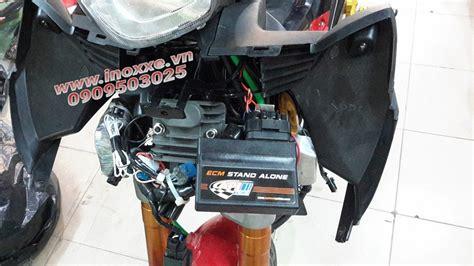 Ecu Yamaha Nmax Abs Apitech ic độ exciter 150cc